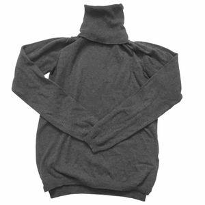 Zara Knit Soft Turtleneck Sweater, S